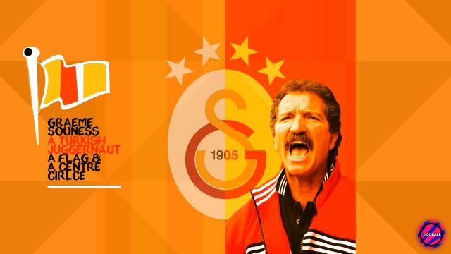 Graeme Souness in Galatasaray - ZICOBALL
