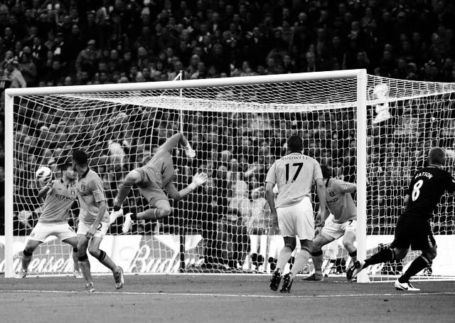 Callum Mcmanaman - FA Cup goal