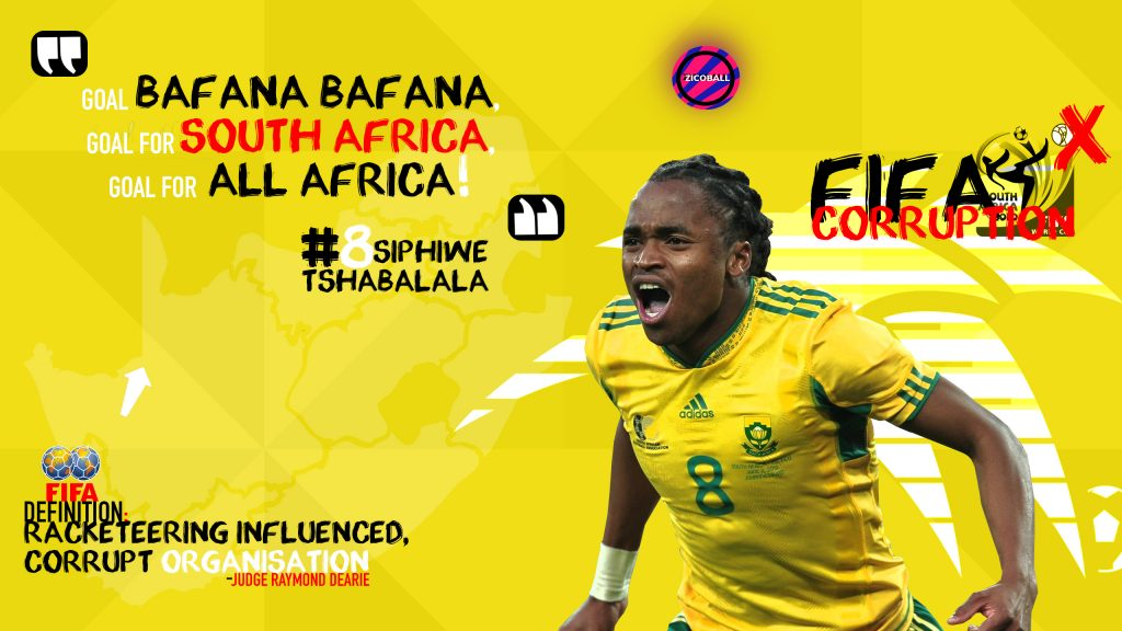 Tshabalala - South Africa Fifa Controversy - ZICOBALL