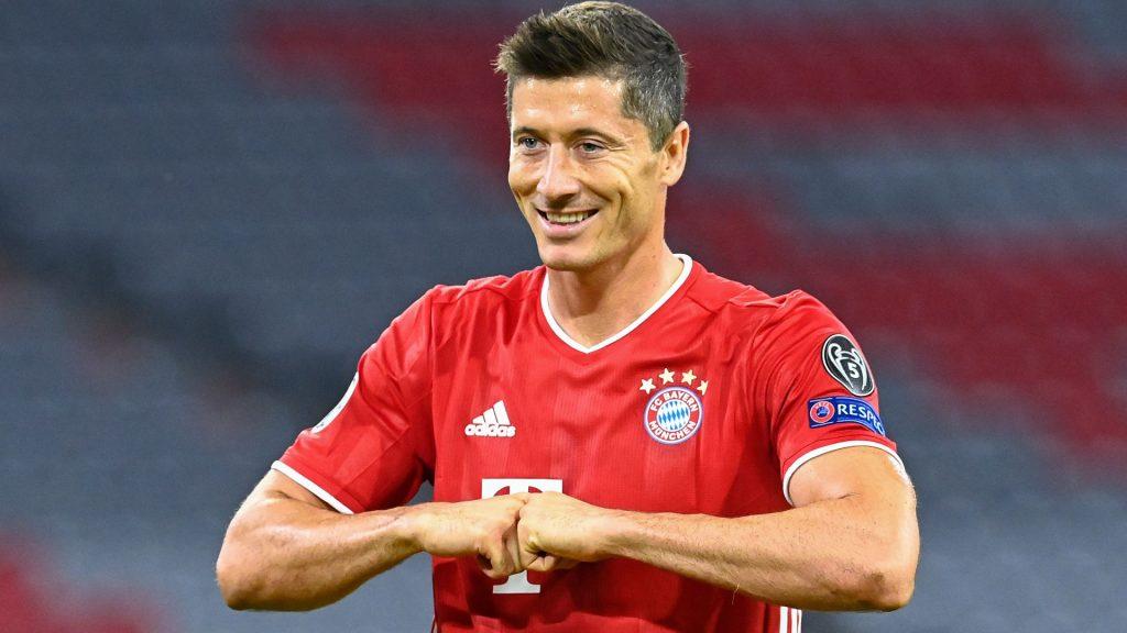 Top 5 free transfers - Lewandowski