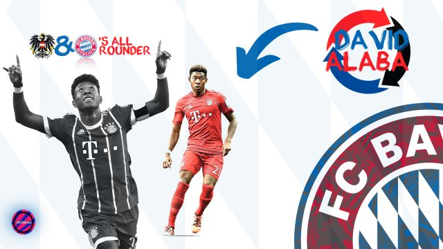 David Alaba All Rounder - ZICOBALL