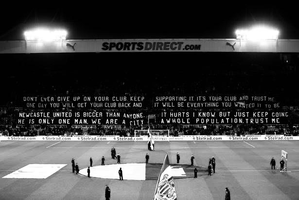 Mike Ashley - Newcastle Fans