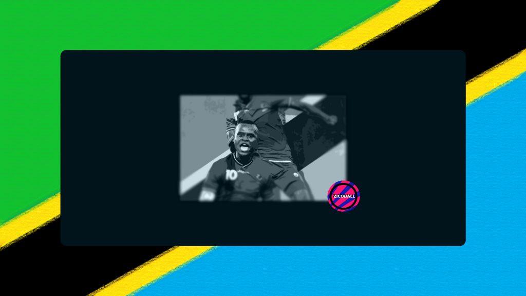 Mbwana Samatta - ZICOBALL