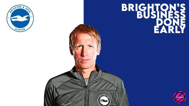 Brighton Graham Potter ZICOBALL