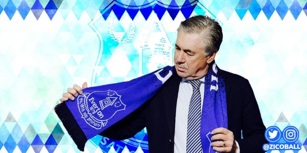 Carlo Ancelotti ZICOBALL
