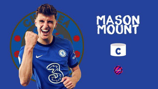 Mason Mount Captain - ZICOBALL