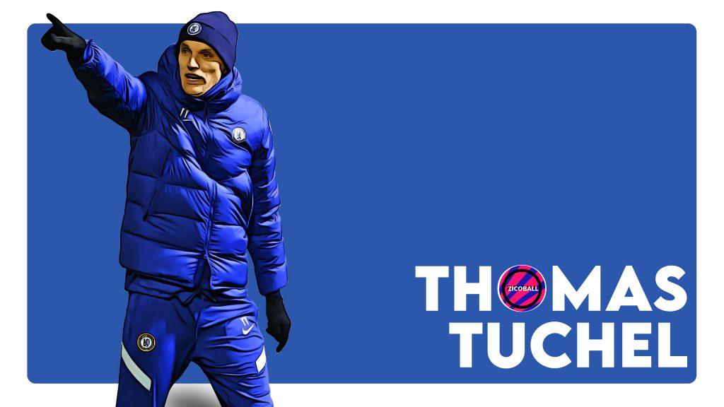 Thomas Tuchel - ZICOBALL