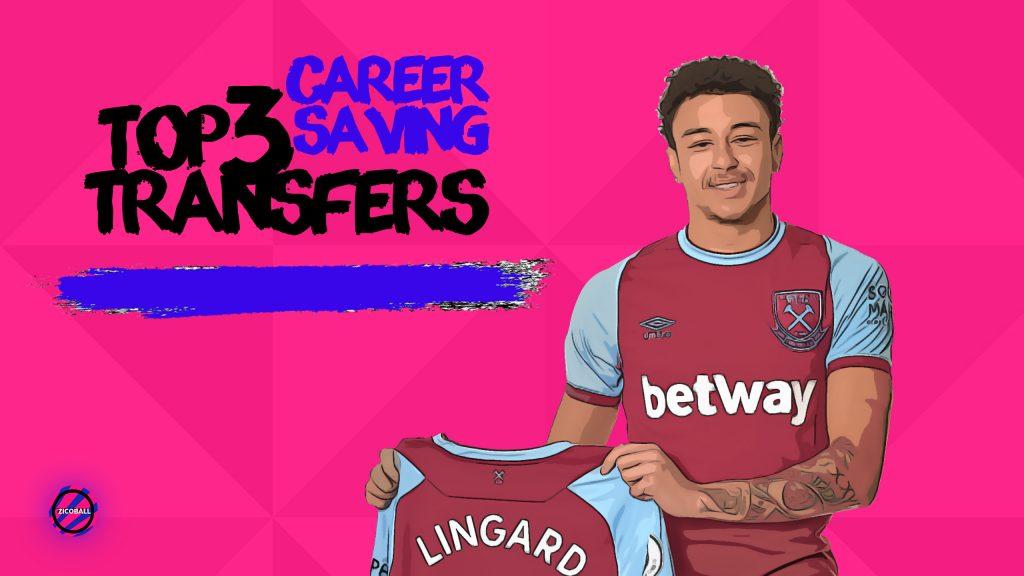 Deadline Day: Top 3 Career Saving Transfers - ZICOBALL