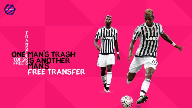Top 5 Free Transfers - ZICOBALL