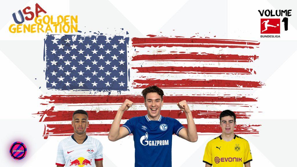 US Soccer - Bundesliga Players - ZICOBALL