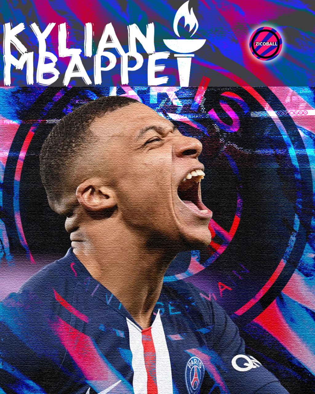 Kylian Mbappe - Passing the Torch