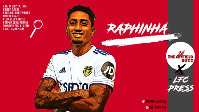 Raphinha - The LFC Press X TheAnfieldBuzz