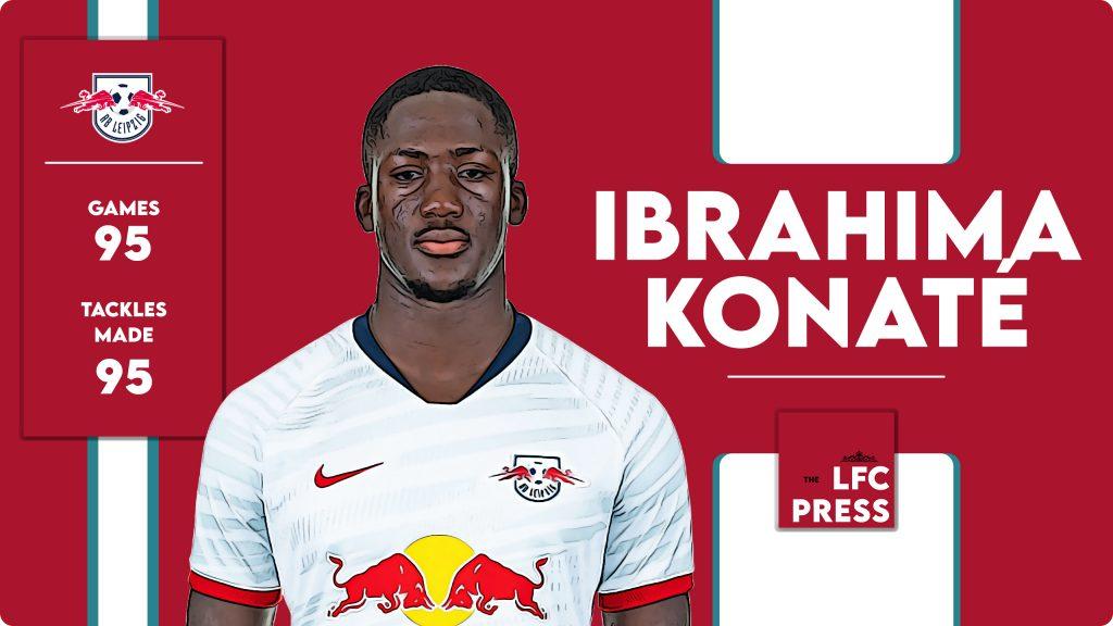 Ibrahima Konate to LFC - Gini Wijnaldum